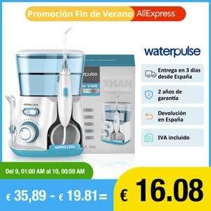 Irrigador Dental Waterpulse (A partir del 9 de Septiembre)