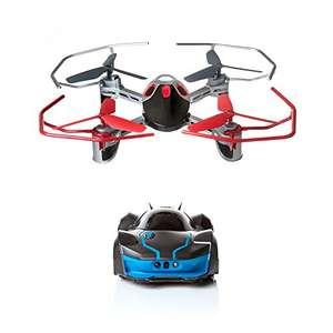 Coche y Dron dirigidos desde tu Smartphone