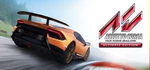 Asseto Corsa Ultimate Edition para PC - Plataforma Steam