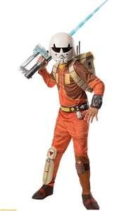 Disfraz de Bridger de Star Wars Rebels para niñ@,tamaño mediano, edad de 5 a 7 años,