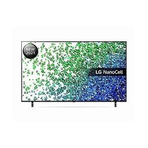 """TV LG 4K NanoCell Perimetral QuadCore 50"""" HDR 10 por sólo 349€ + cupón 15%"""
