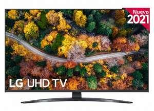 """LG 4K UDH 43"""" 43UP78006LB HDR10 Pro por sólo 299€ + 15% en cupón"""
