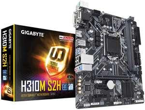 Gigabyte Technology H310M S2H Intel Micro ATX Socket LGA 1151 (Tb PcComponentes)