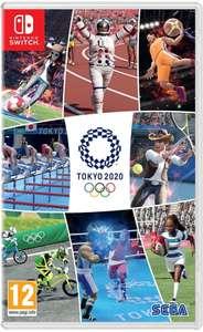 Juegos Olímpicos de Tokyo (Switch)