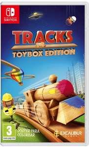 Tracks Toybox - Edición Exclusiva (Switch)