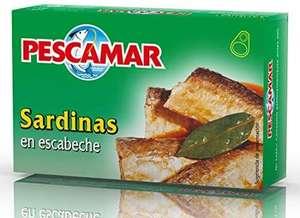Pescamar Sardinas Escabeche En Lata 115 G 115 g