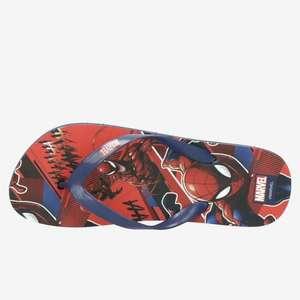 Chanclas chico Spiderman