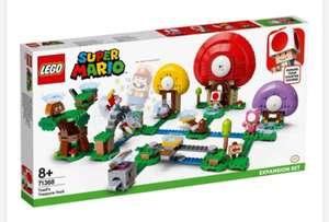 LEGO Búsqueda del Tesoro Super Mario (Edad Mínima: 8 Años - 464 Piezas)