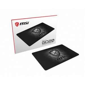 MSI Agility GD20 Alfombrilla Gaming
