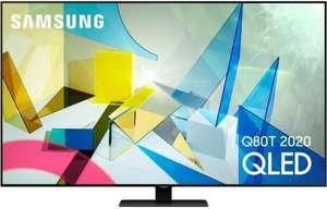 TV QLED 75'' Samsung QE75Q80T 4K UHD HDR Smart TV