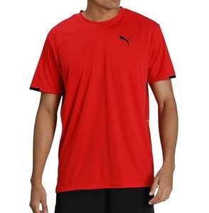 Camiseta deportiva Puma adulto talla XL. L a 11,37€.
