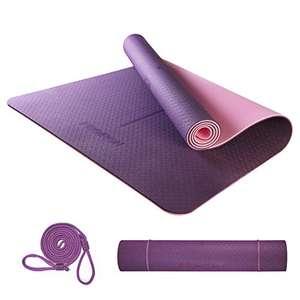 Esterilla Yoga TPE Grande