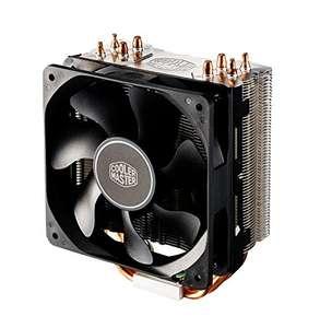 Cooler Master Hyper 212X Sistema Refrigeración, Optimas Aletas Disipador Térmico, 4 Tubos de Calor Contacto Directo Continuo.