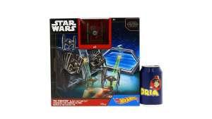 Star Wars Hot Wheels Batalla Tie Fighter