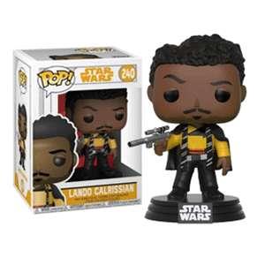 Funko pop star wars Han Solo: Lando Calrissian