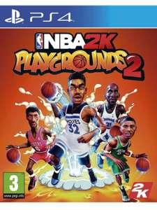 NBA 2K Playgrounds 2 (PS4)