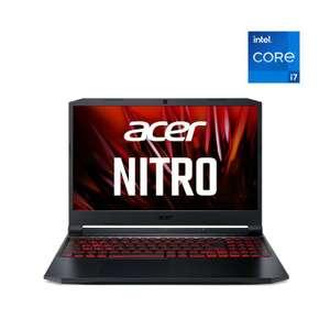 """Portátil Acer Nitro 5 AN515-56 NEGRO I7-11370H/8GB/SSD 512GB/GTX 1650 4GB/15.6""""FHD/W10H"""