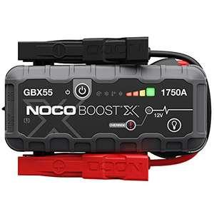 Arrancador de Batería Profesional NOCO Boost X GBX55, 1750A 12V