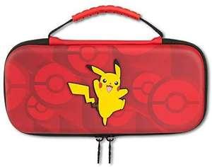 PowerA - Estuche protector Pokémon Pikachu (Nintendo Switch) y otros modelos