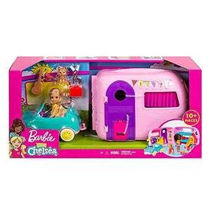Barbie - Chelsea Muñeca y Su Caravana