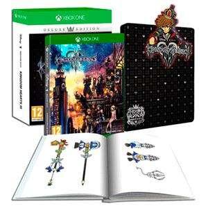 Kingdom Hearts 3 Deluxe Edition [XBOX]