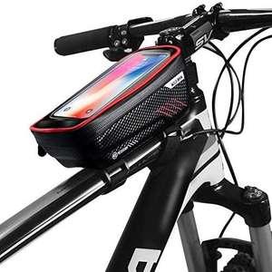 Bolso de Manillar de Bicicleta,para Teléfono Inteligente por Debajo de 6,5 Pulgadas