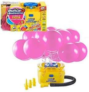 X-Shot - Hinchador eléctrico con 16 globos de fiesta autosellantes Bunch O Balloons