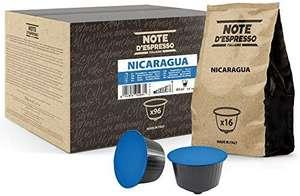 Note d'Espresso - Nicaragua - Cápsulas de Café compatibles con Cafeteras NESCAFE'* DOLCE GUSTO* - 48 capsulas