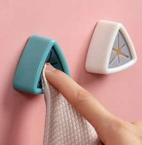 Colgador adhesivo para toallas, trapos o lo que surja!
