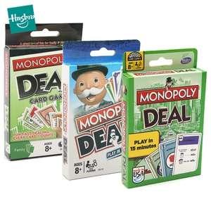 Monopoly Deal - Juego de Cartas