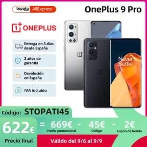 One Plus 9 PRO con precio de derribo!!
