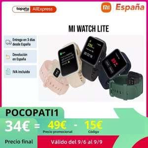 Mi watch Lite desde España