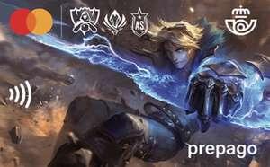 100RP con Tarjeta League of Legends
