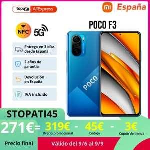 Poco F3 desde España por 271€