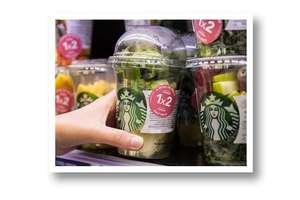 ¡1x2 en Starbucks! Promoción contra el hambre