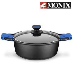 Cacerola alta Monix Solid Plus solo 25.5€