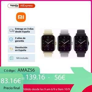 Amazfit GTS 2 Plaza 83,16€