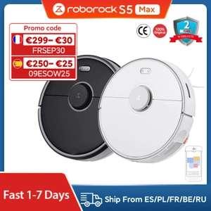 Roborock S5 Max (Desde Europa)