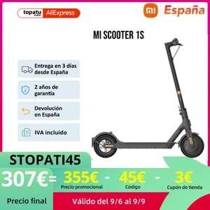 Xiaomi Mi Scooter Eléctrico 1S Patinete Eléctrico