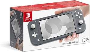 Nintendo Switch Lite (Mediamarkt Salamanca)