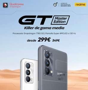 Realme GT máster edition 6Gb/128Gb
