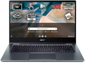 """Acer Spin 2 en 1 convertible y táctil de 14"""" FullHD con Ryzen 3"""