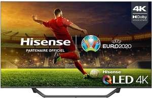 "Tv Hisense 50"" QLED UltraHD 4K HDR10+"
