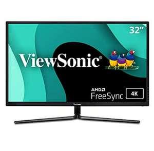 "Viewsonic VX3211-4K-MHD 32"", 4K, Panel VA, FreeSync, HDR10, HDMI, DP, Altavoces (Envío incluido)"