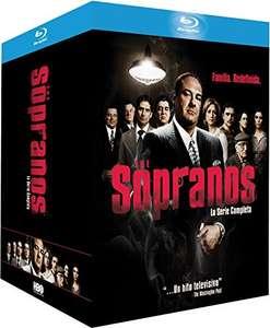 Los soprano. Serie completa bluray. (54.20 DVD)