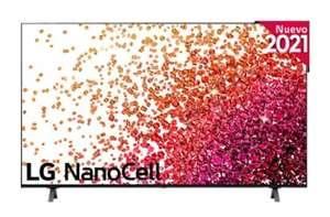 "TV LED 55"" - LG 55NANO756PR.AEU, UHD 4K, NanoCell, webOS 6.0 Premium"