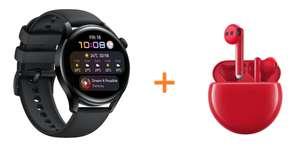 Huawei Watch 3 Active + FreeBuds 3