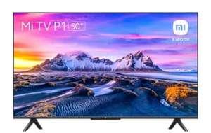 "TV LED 50"" - Xiaomi Mi TV P1, UHD 4K, Smart TV, WiFi, Control por voz, AndroidTV, Dolby Audio™ y DTS-HD, Negro"