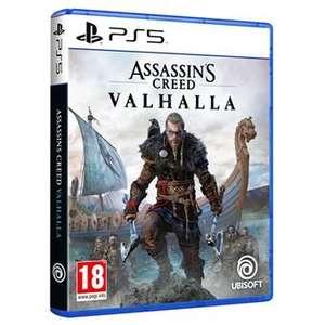 Assassin's Creed Valhalla (PS5 por 28,92€ y PS4 por 26,44€)
