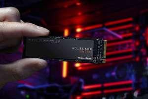 Disco WD Black de 500GB SSD M.2 - 3500 mb/s lectura - mínimo precio